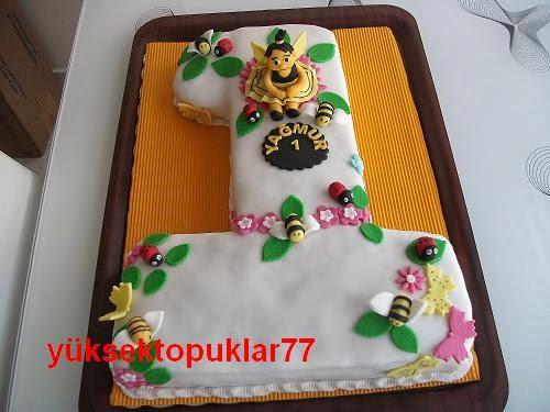 Doğumgünü Pastaları