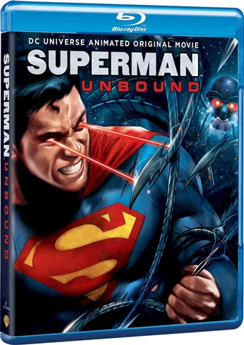 Superman Unbound 1080p HD Latino Dual