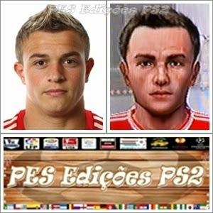 Xherdan Shaqiri (Bayern München) PES PS2