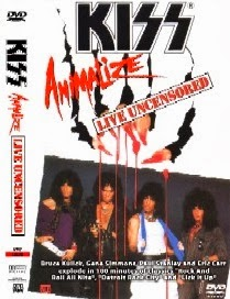 KISS / Animalize Tour (1984)