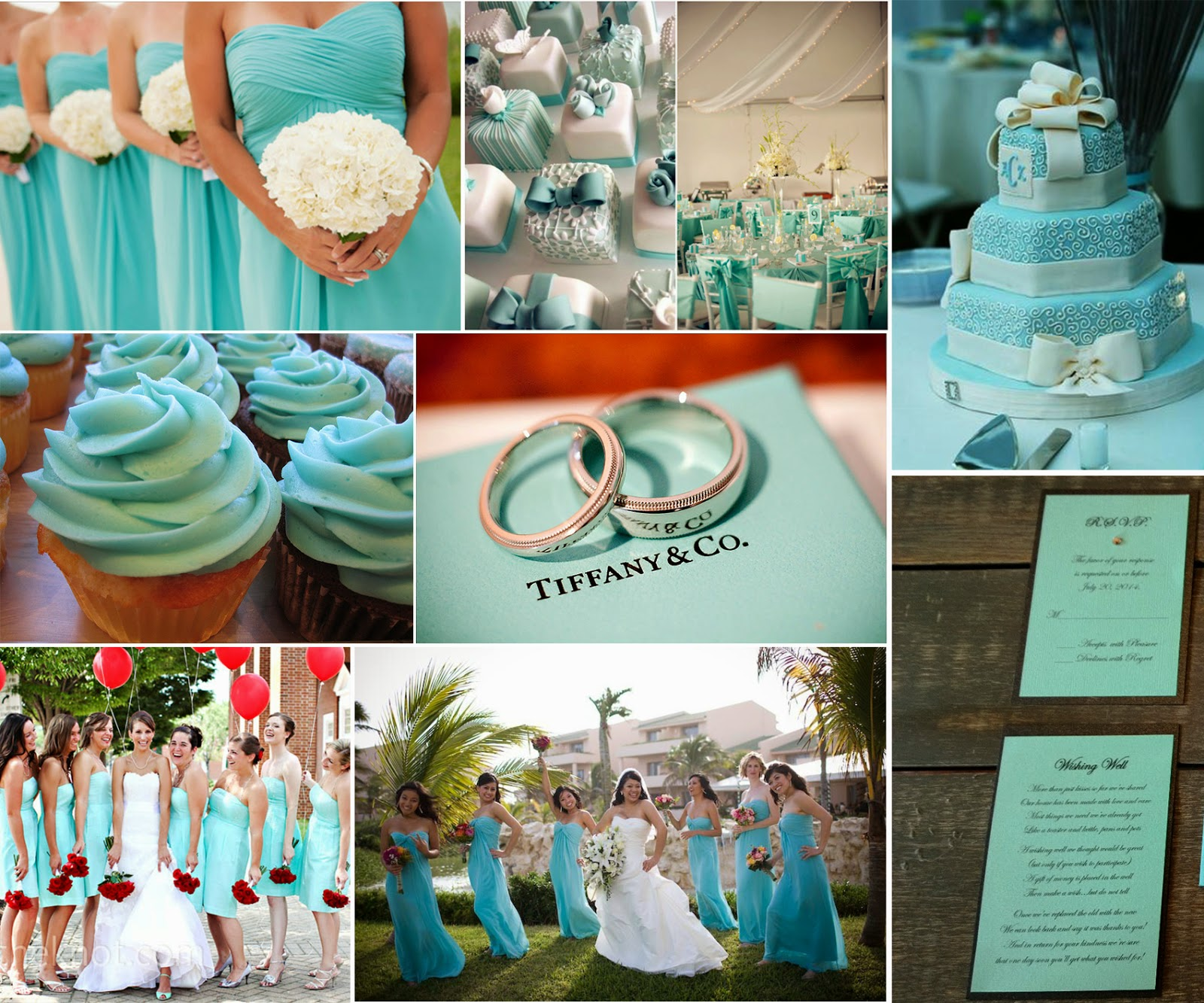 Tiffany green bridesmaid dresses images braidsmaid dress prom dress the tiffany blue theme wedding ideas bridesmaid dresses are also an important party of ombrellifo Choice Image