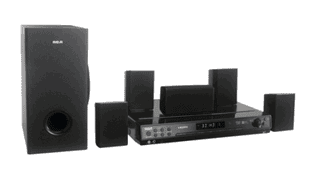 RCA RT2911 1000-Watt Home Theater System review