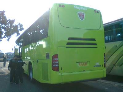 Skybus Karoseri Gemilang Nusantara