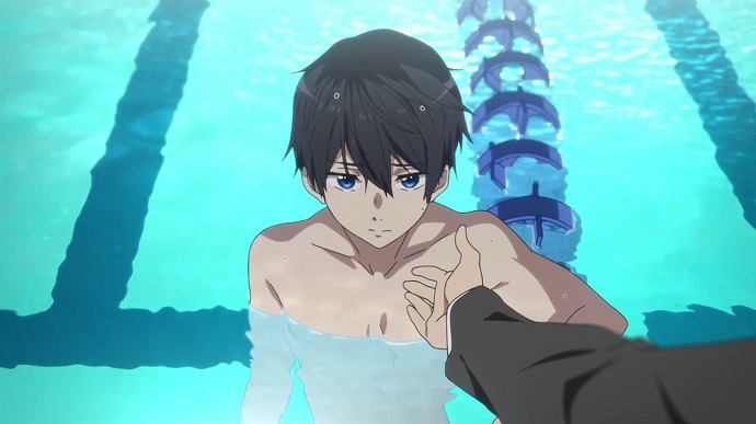 High Speed!: Free! Starting Days