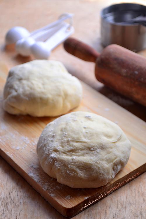 Simple & Quick | No Knead Pizza Dough