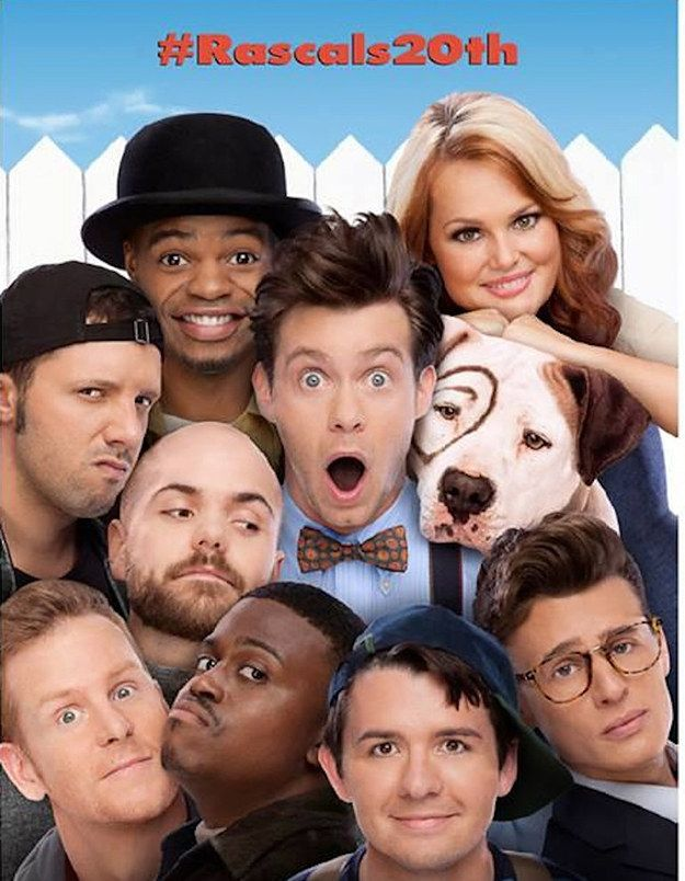 little rascals, reunion, movie poster