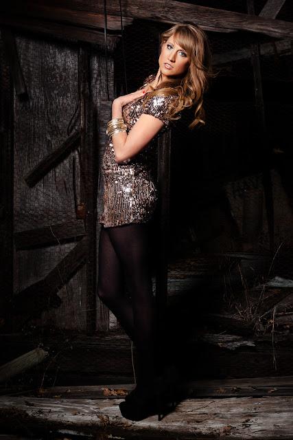 SavvySpice+Jody+Steliga+hand+on+neck+New+Years+Eve+sequin+Forever+21+dress+Jody+Steliga+black+tights