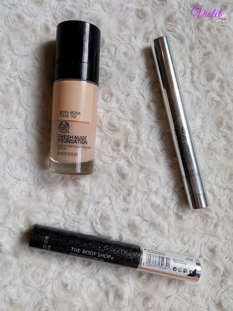 the body shop haul nude foundation