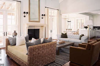 splendid sass: lauren gold and sasha adler ~ nate berkus design