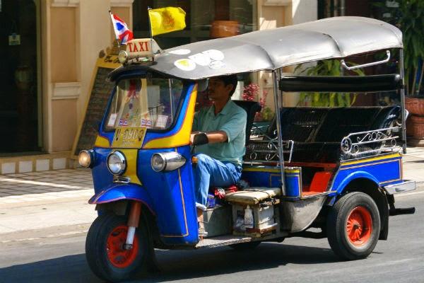 transport di Thailand