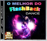 CD O melhor do Flash Back Dance 2015 Sem Vinheta By DJ Helder Angelo