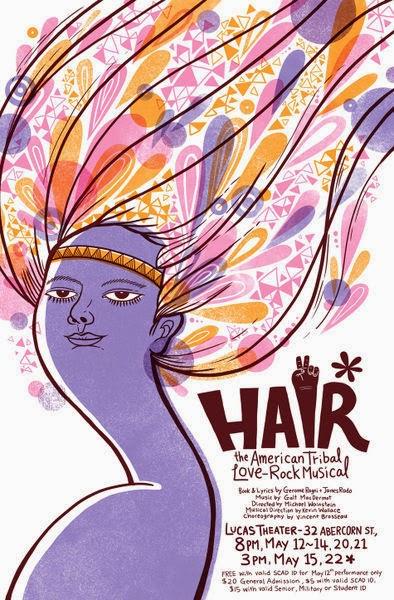 hair poster 1