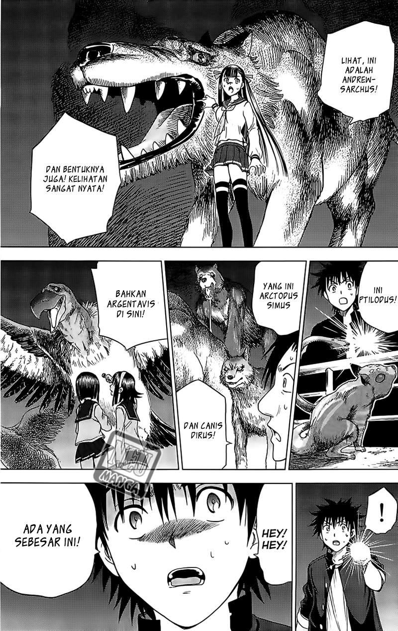 Dilarang COPAS - situs resmi  - Komik cage of eden 126 - chapter 126 127 Indonesia cage of eden 126 - chapter 126 Terbaru 10|Baca Manga Komik Indonesia|