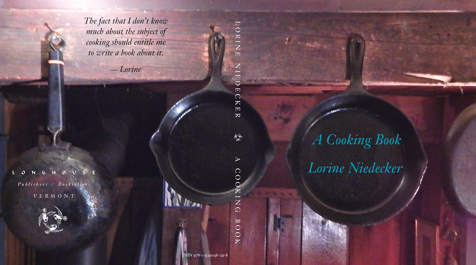 Lorine Niedecker's A Cooking Book