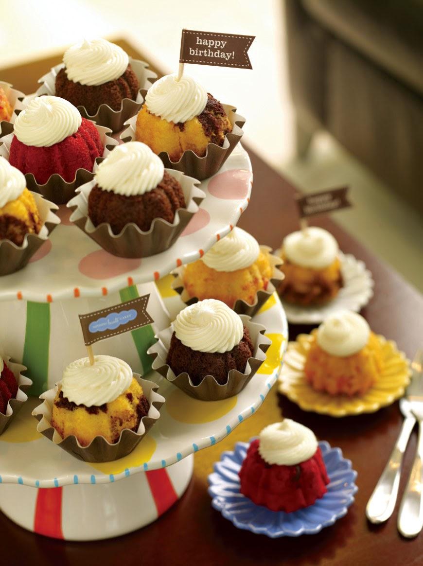 Dinner with nerds nothing bundt cakes celebrates anniversaries