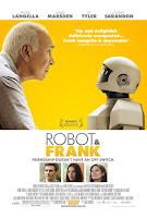 Un amigo para Frank (2012) online y gratis