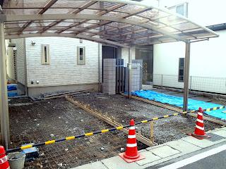N様邸外構工事(3)