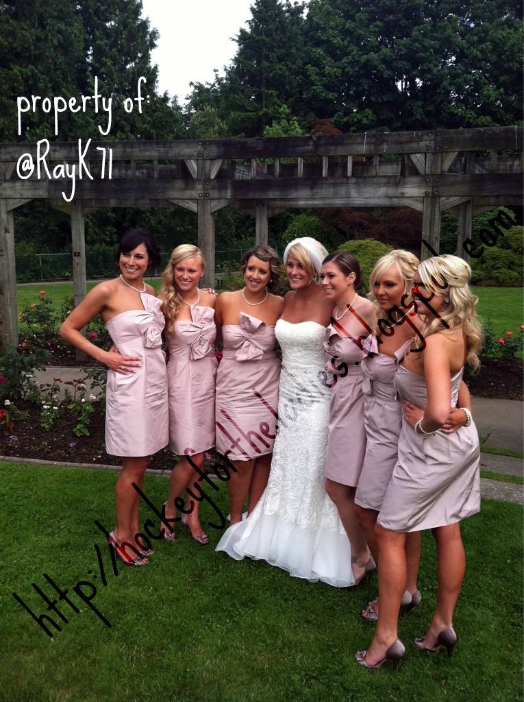 Catherine Laflamme Wedding