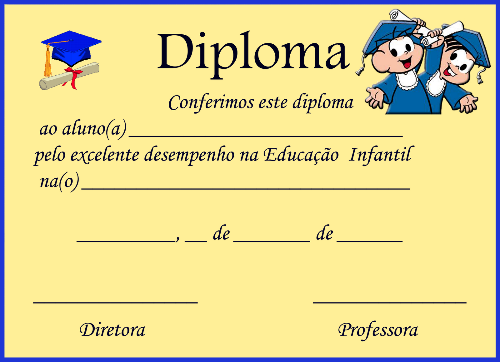 Diploma De Preparatoria