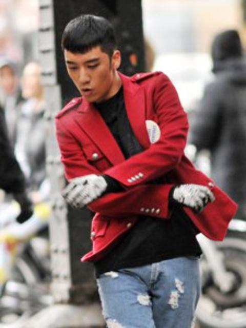 Real Asian Beauty Big Bang Bad Boy Inspired Nail Art