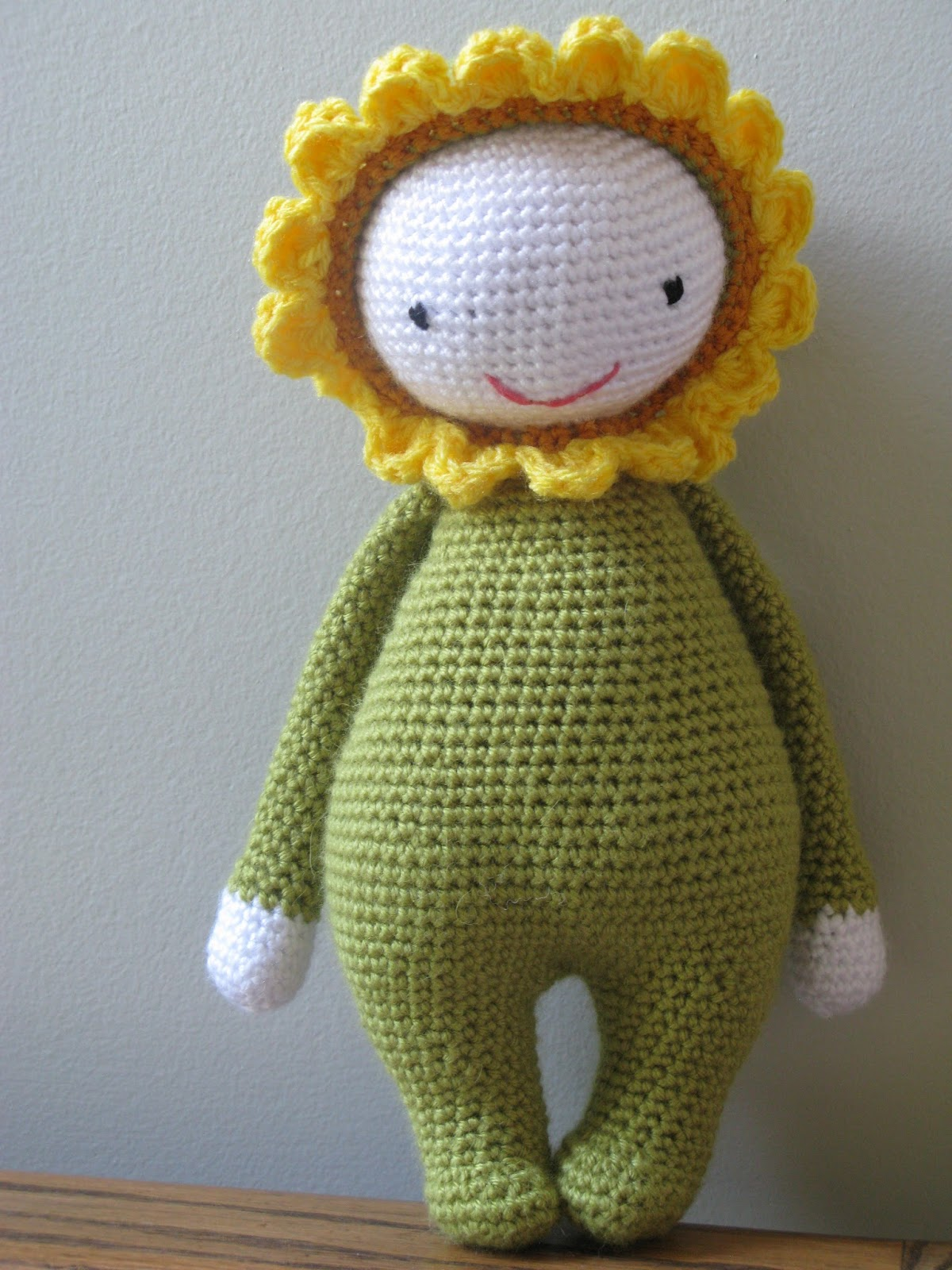 Fancy Teletubbies Knitting Pattern Embellishment - Easy Scarf ...