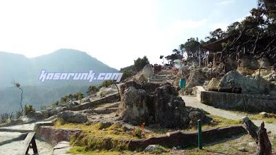 kasarunk : wisata tangkuban perahu