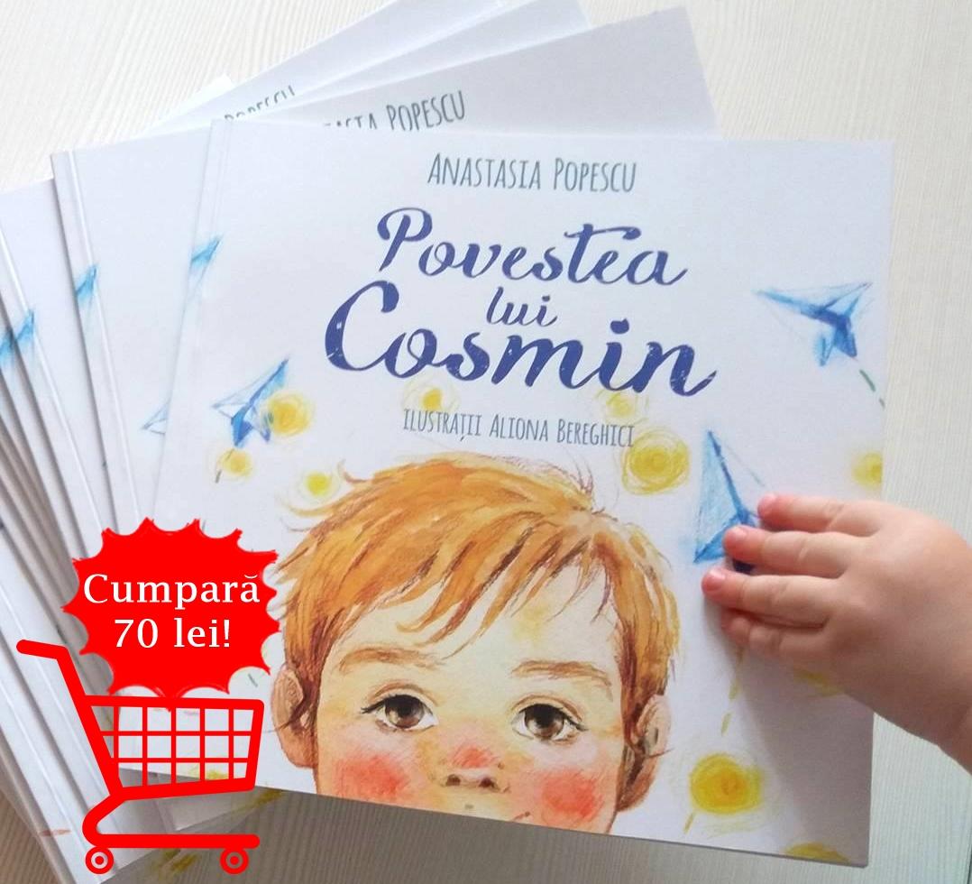 """Cumpără """"Povestea lui Cosmin"""""""