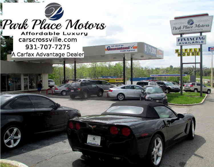 Park Place Motors Ad