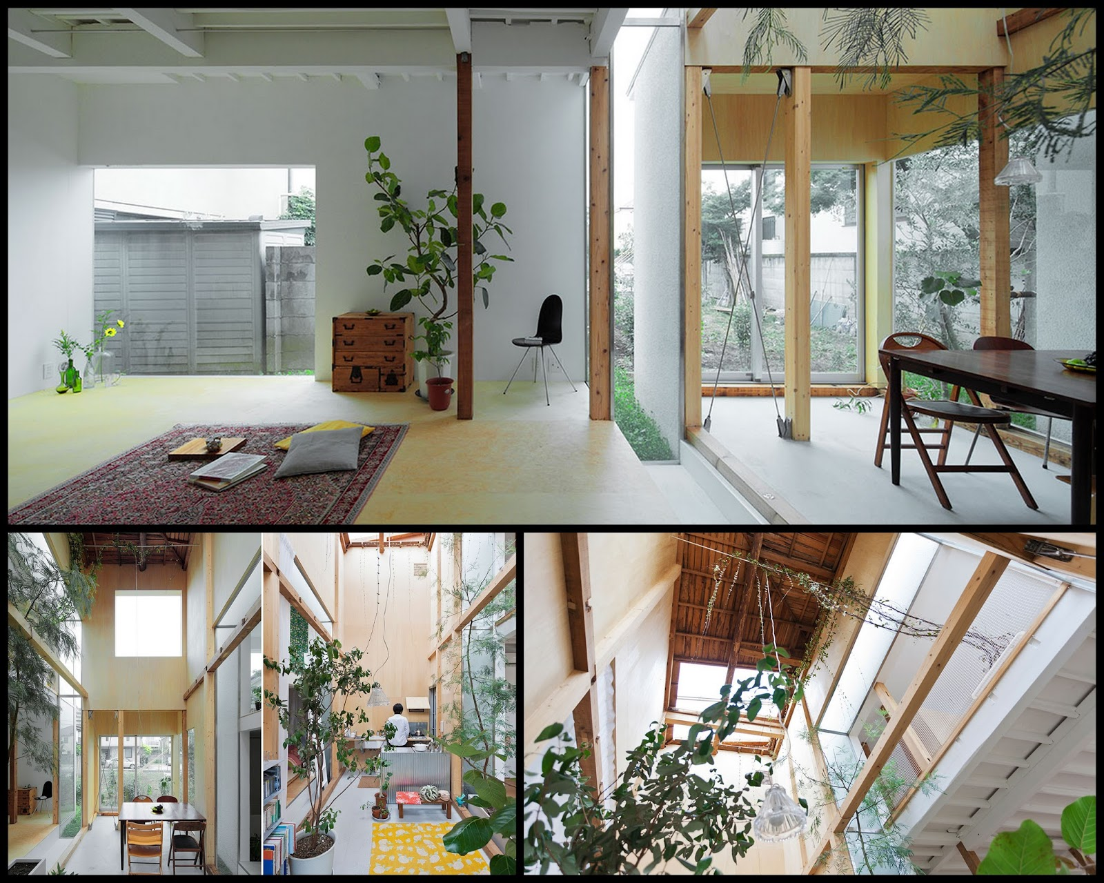 Arquitetando ideias reforma revitaliza casa japonesa - Reformas casas pequenas ...