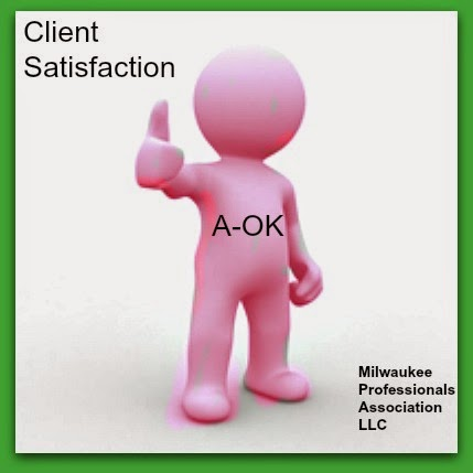 MPA LLC CLIENT SATISFACTION SURVEY