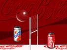 Pepsi Fanta Coca Cola Voleybolu Oyunu
