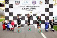 Podium clasa Promo BB - CUPA FRK 2015