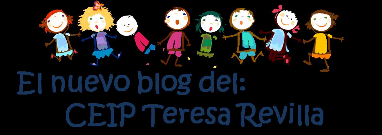 El nuevo blog del CEIP Teresa Revilla.