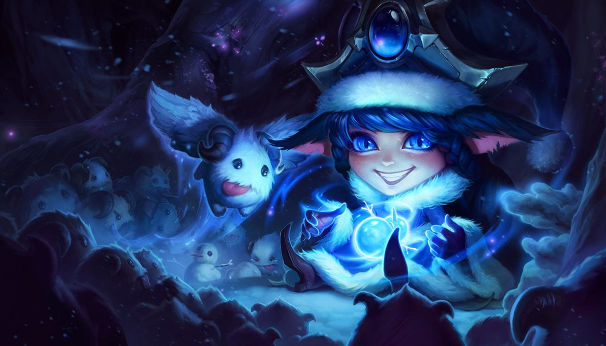Surrender at 20: Winter Wonder Lulu still tastes purple?