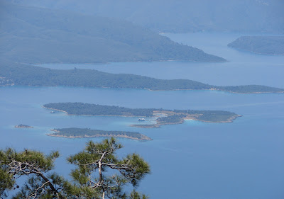 (Turkey) - Marmaris - Sedir Island