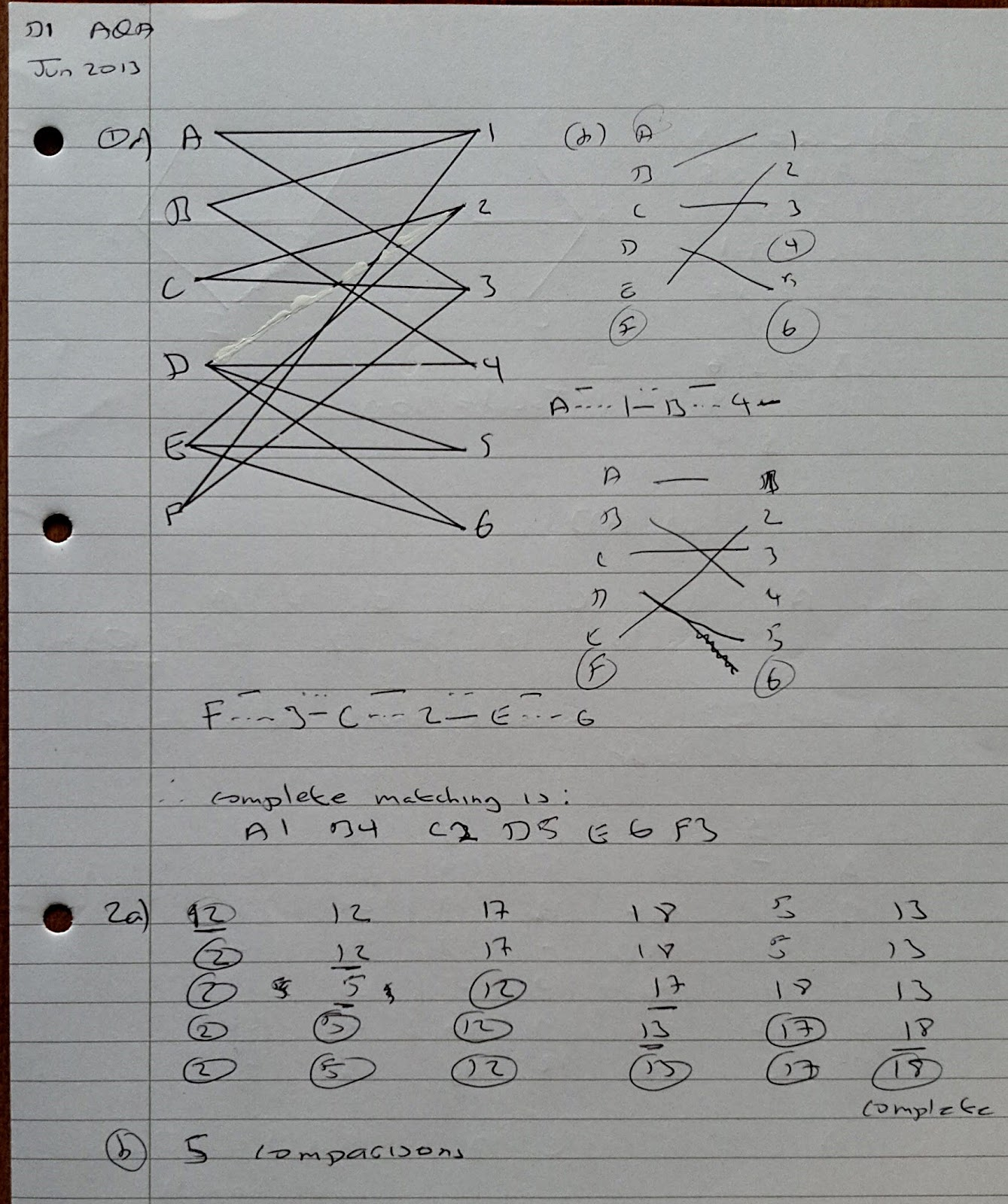 further maths aqa paper Aqa level 2 further maths details can be found here level 2 fm is an additional gcse maths qualification for able students working above a grade b (new grade 6) at gcse.