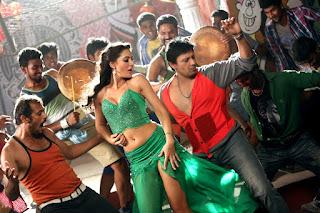 Saahasam Telugu movie spicy HD Gallery