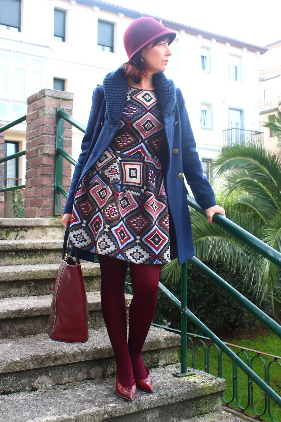 Br jula de estilo mis looks vestido tapiceria - Brujula de estilo ...