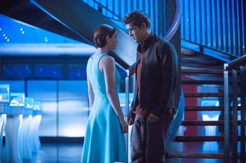 The Giver Movie Still 1