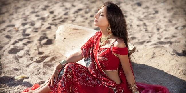 Rahasia Kecantikan Wanita India dan Timur Tengah