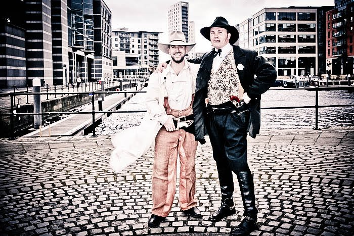 Gunfight Royal Armouries Leeds