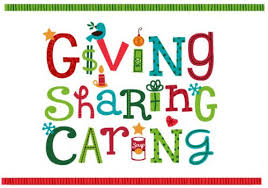 Giving Sharing Caring