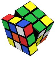 Campeones del 2º Campeonato Cubo Rubik IES Támara 2011: 1º YASSINE ASBAI y 2º EMILIO RODRÍGUEZ