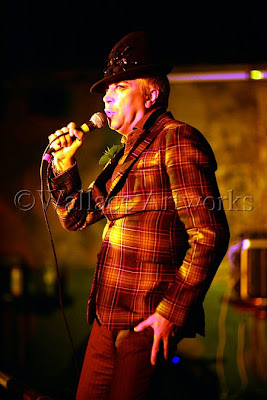 Steve Strange, Citrus Club Edinburgh Live Music Photographer