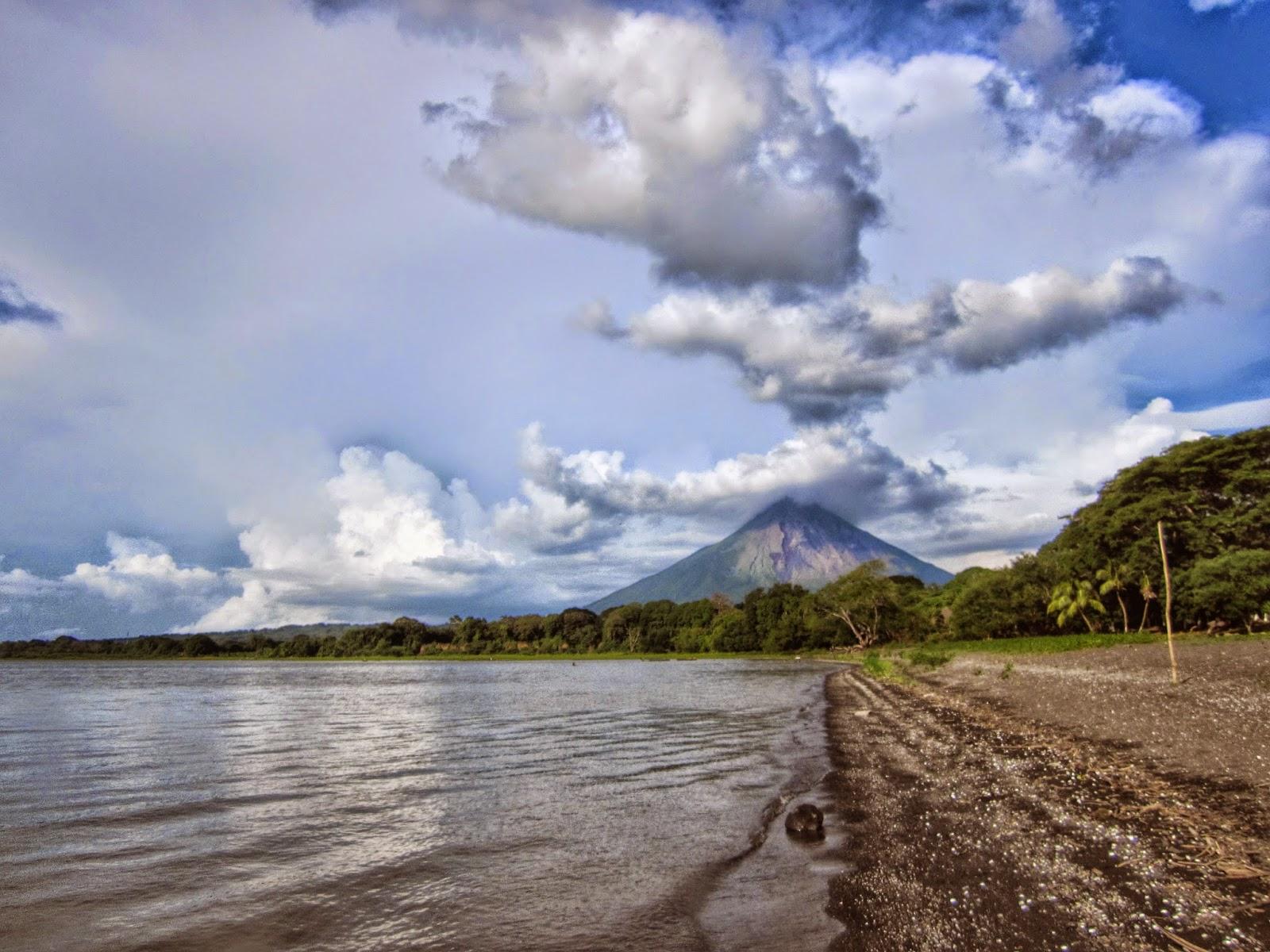 panorámica desde Punta Jesús María