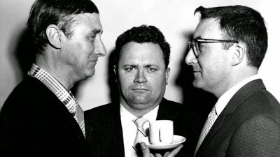 How Ned's Atomic Dustbin got their band name - Goons - The Goon Show
