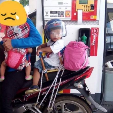 Kisah Sebenar Wanita Malang bawa motor dari Penang ke Kajang dedah kisah sebenar