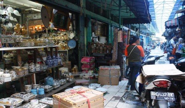 Wisata Belanja di Jambi