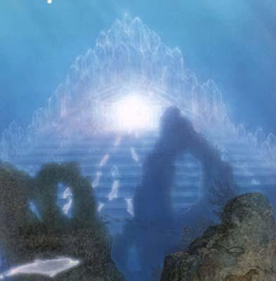 水底飛碟 北歐海床 驚見「水底飛碟」 貌似《星際大戰》千年鷹號