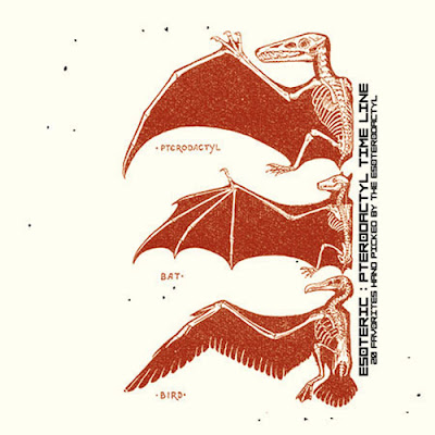 Esoteric – Pterodactyl Time Line [Best Of] (CD) (2008) (FLAC + 320 kbps)